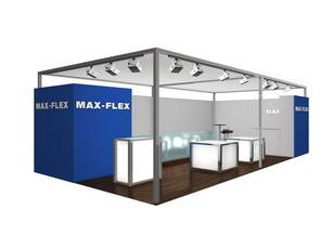 Messestand MaxFlex